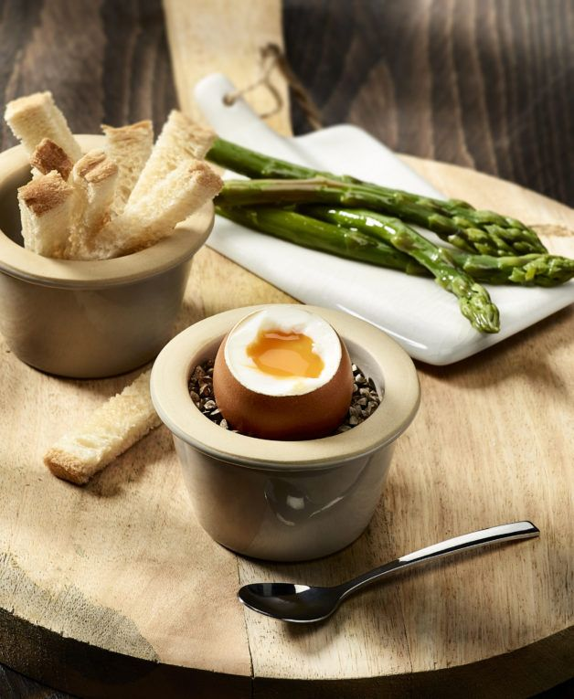Soft-boiled Eggs | Cocotine