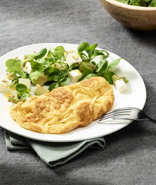 Frozen gourmet ingredient omelette | Cocotine