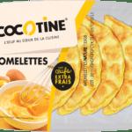 Omelette gastronome nature surgelée | Cocotine