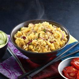 Omelette orientale sans épices
