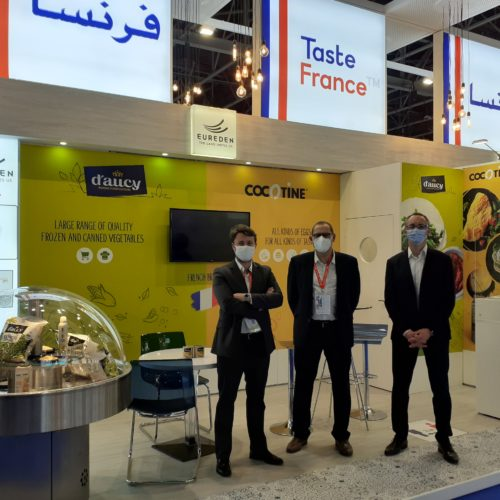 Cocotine at Gulfood 2021 in Dubai!