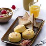 Omelettines Cheddar-Bacon | Cocotine
