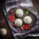 Omelettines Blanc Tomates-Basilic | Cocotine